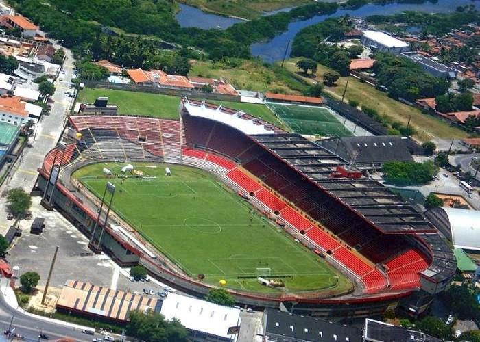 Estadio Ilha do Retiro