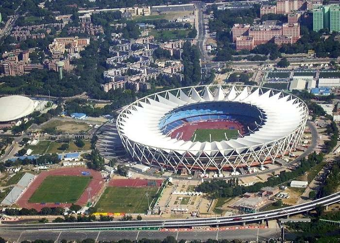Jawaharlal Nehru Stadium (New Delhi)