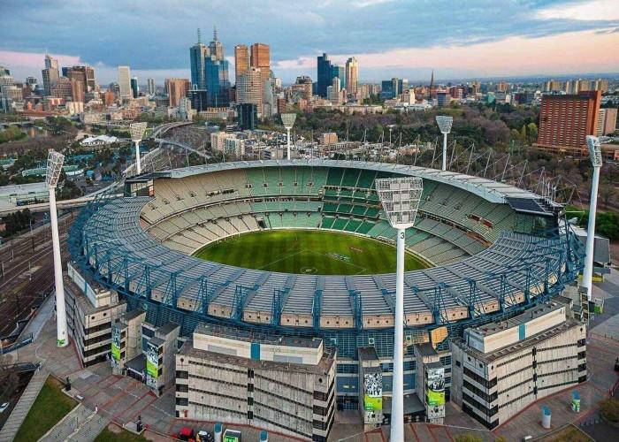 Melbourne Cricket Ground (MCG)
