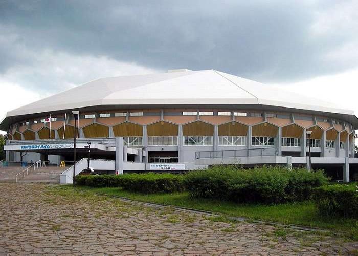 Makomanai Sekisui Heim Ice Arena