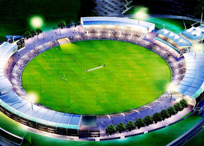 Rose Bowl Cricket Ground Eastleigh United Kingdom Sports