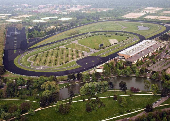 Vincennes Racecourse
