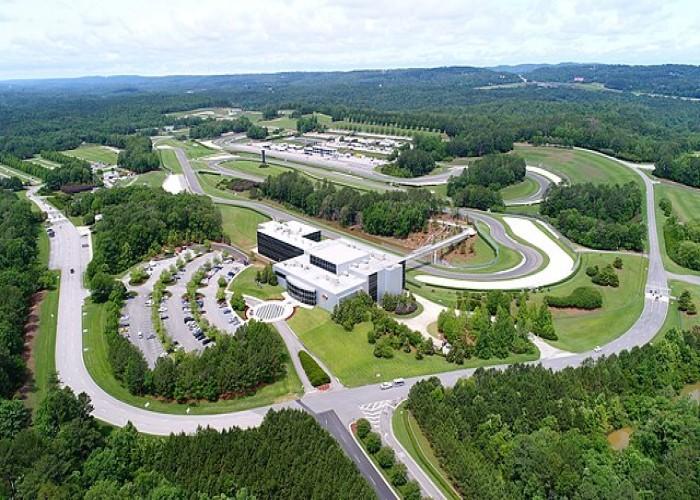 Barber Motorsports Park >> Barber Motorsports Park Birmingham United States Of