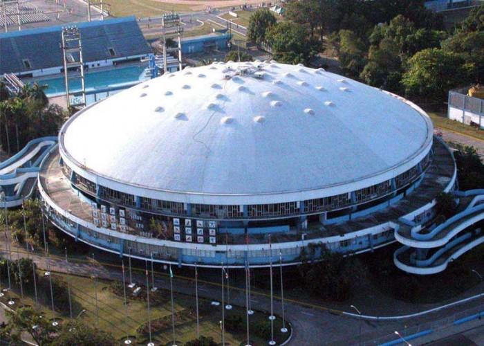 Coliseo de la Ciudad Deportiva