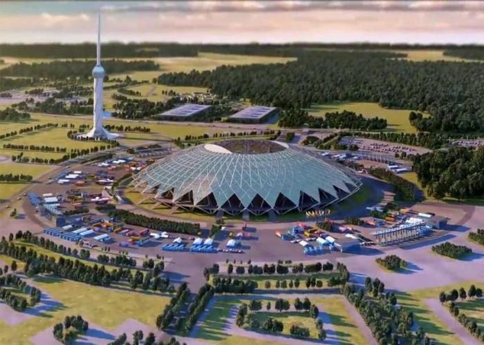 Samara Arena (Cosmos Arena)