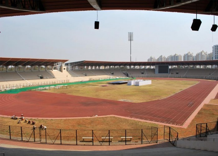 Gachibowli Athletic Stadium