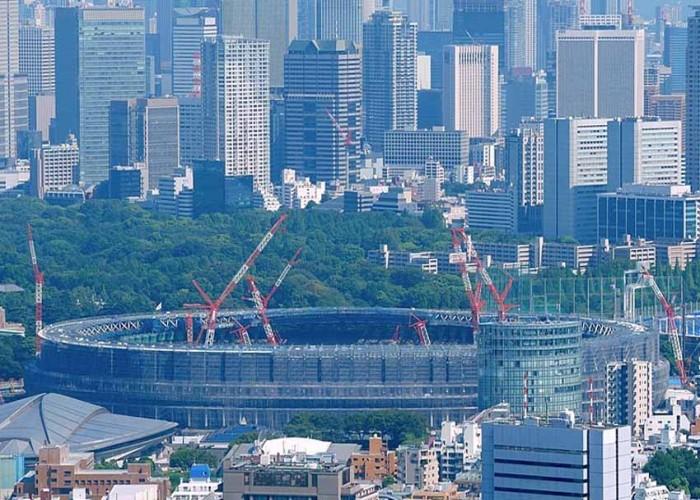 New National Stadium (Tokyo)