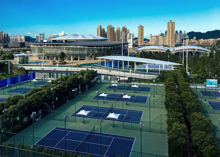 Zhuhai Hengqin International Tennis Center