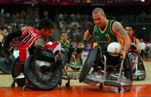 wheelchair rugby olympics