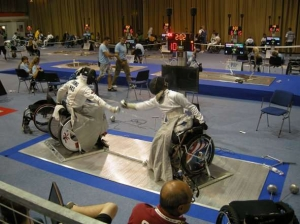 Wheelchair Fencing World championships