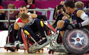 steve brown wheelchair rugby