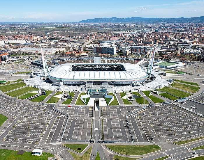 juventus stadium turin italy sports venue juventus stadium turin italy sports