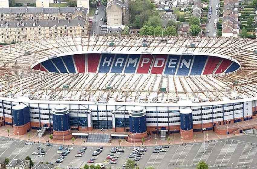Hampden Park: Glasgow, Stadium, Seating Capacity, Football