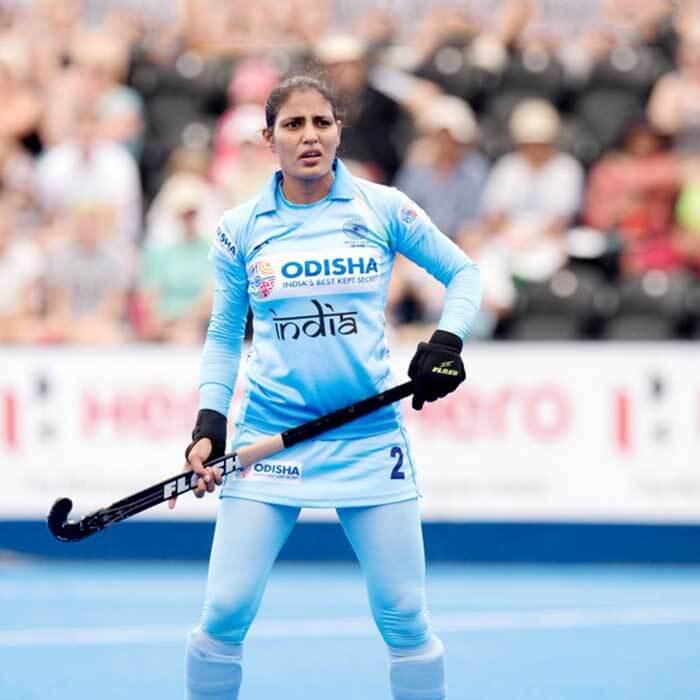 Gurjit Kaur: Field Hockey Player KreedOn
